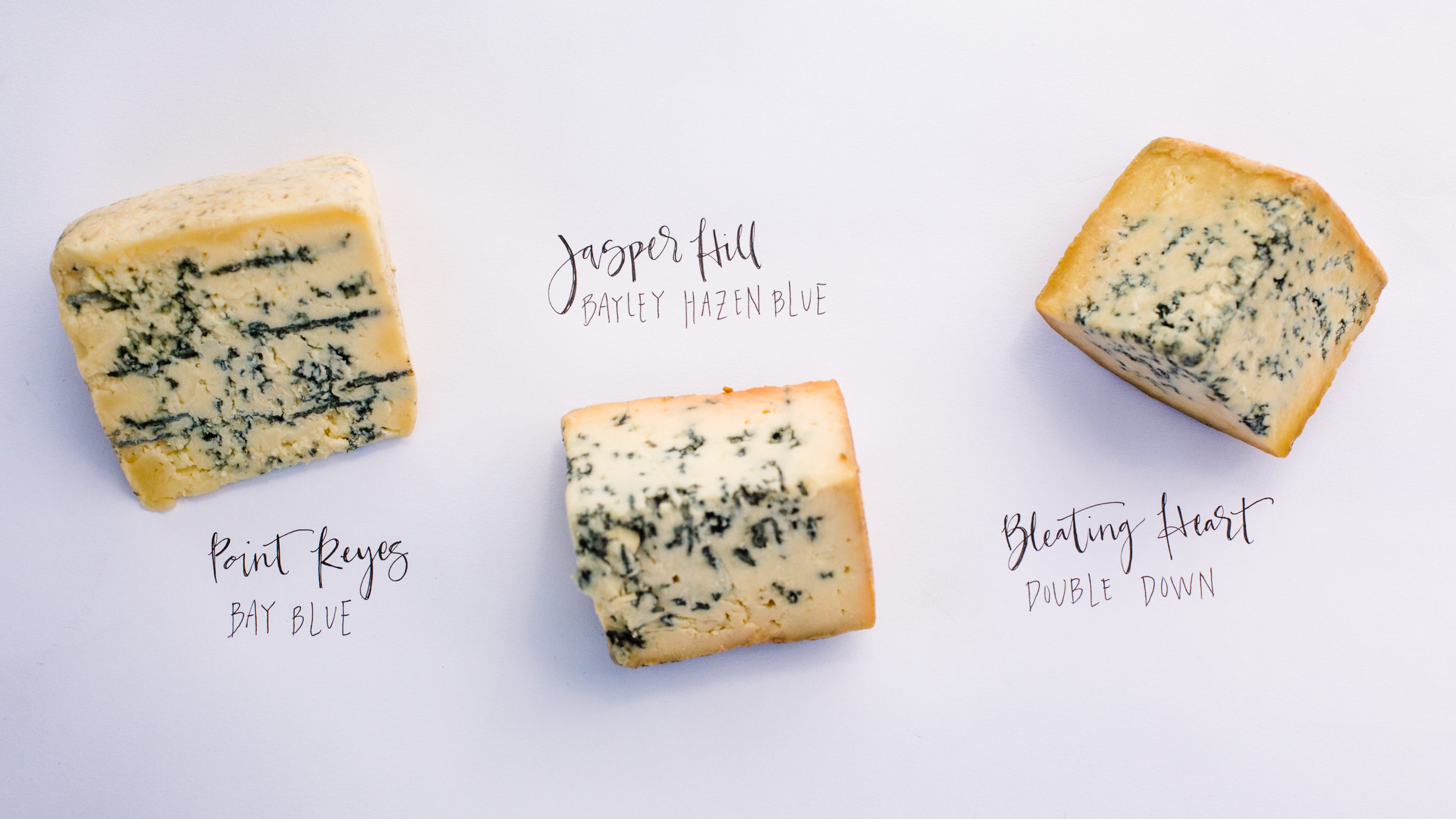 Blue Cheese Tasting