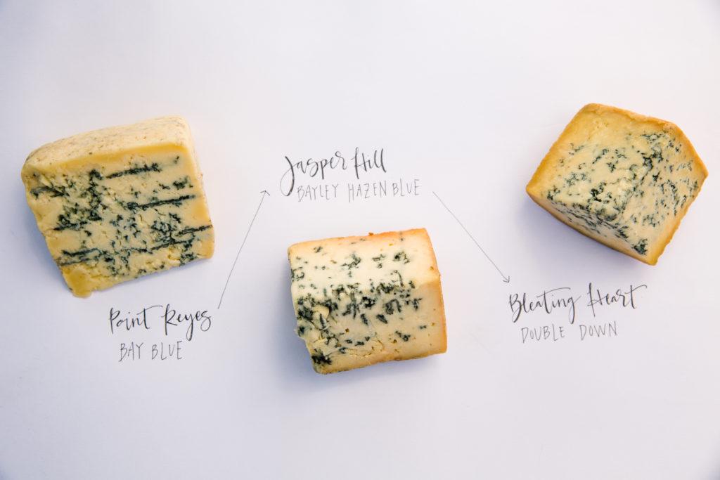 Blue Cheese Tasting