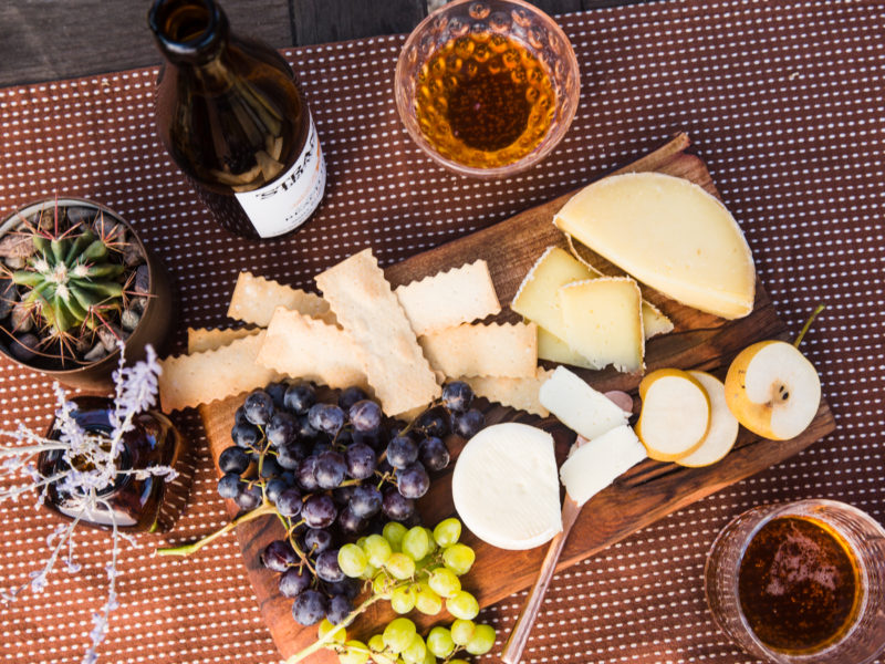Cheese Board How To