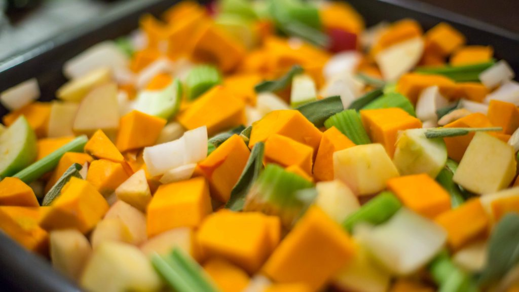 Roasted Squash Soup Recipe