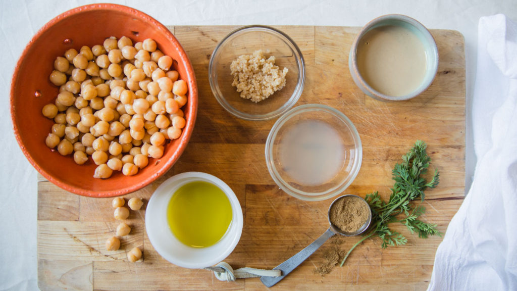 Essential Hummus Recipe