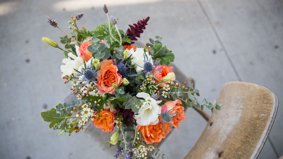 Muir Ranch Valentine Bouquets